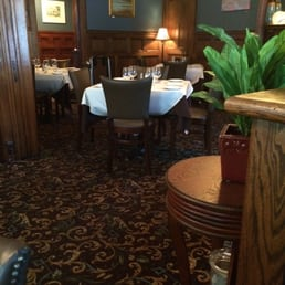 Giulio's Restaurant - Tappan, NY, United States. Dining room
