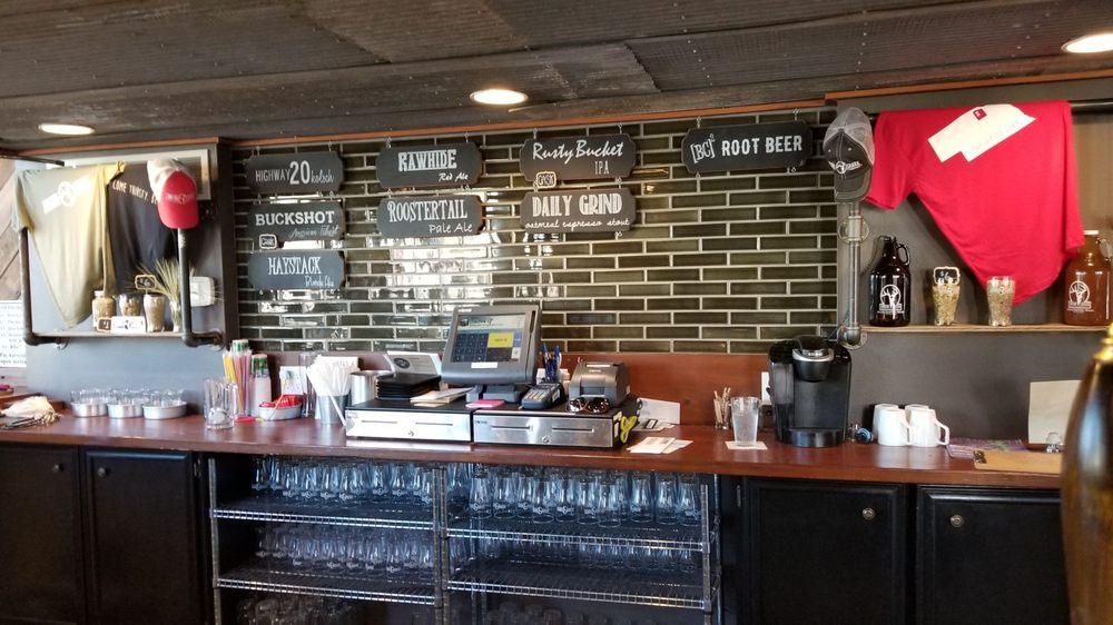Brush Creek Brewery: 102 N Main St, Atkinson, NE