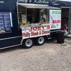 Joeys Hot Dog Truck