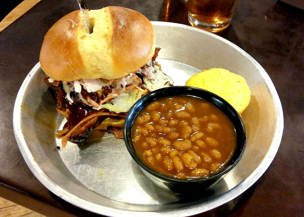 Jefferson Street BBQ: 101 N Jefferson St, Converse, IN