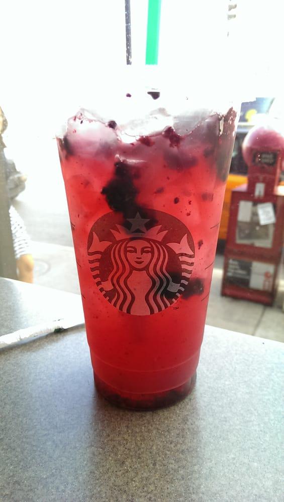 Very Berry Hibiscus Refresher With Lemonade Yelp