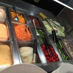 Photo Of Little China Restaurant Charlotte Nc United States Fresh Salad Bar