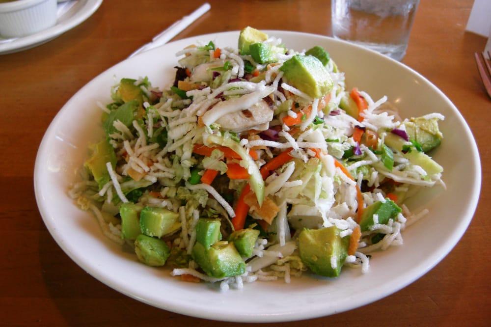 Asian Chicken Salad Yelp
