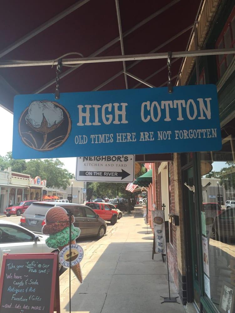 High Cotton: 922 Main St, Bastrop, TX