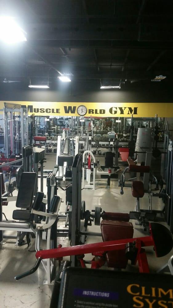Muscle Etc. Gym Fitness Center: 495 Stanley K Tanger Blvd, Locust Grove, GA