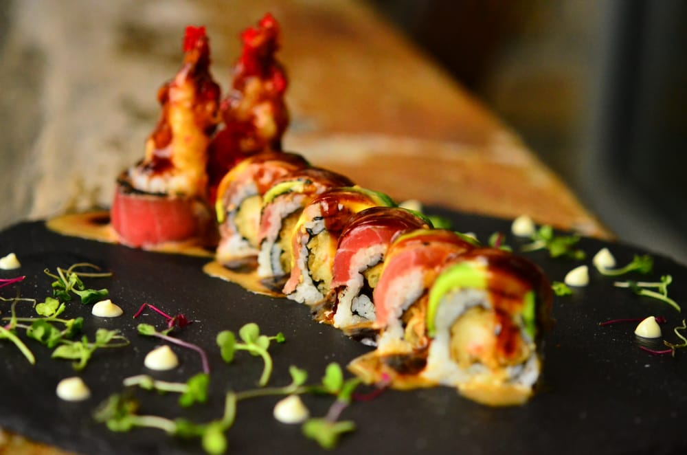 Eight Sushi Lounge: 930 Howell Mill Rd NW, Atlanta, GA