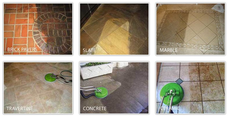 Perfect Touch Tile & Grout Concrete Restoration: 114 Finch Ln, New Bern, NC