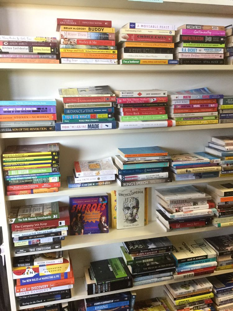 The Book Worm: 6801 W 12th St, Little Rock, AR