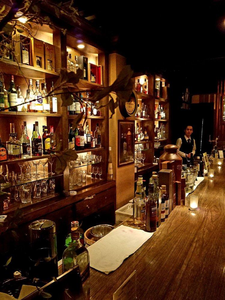 Bar STirage