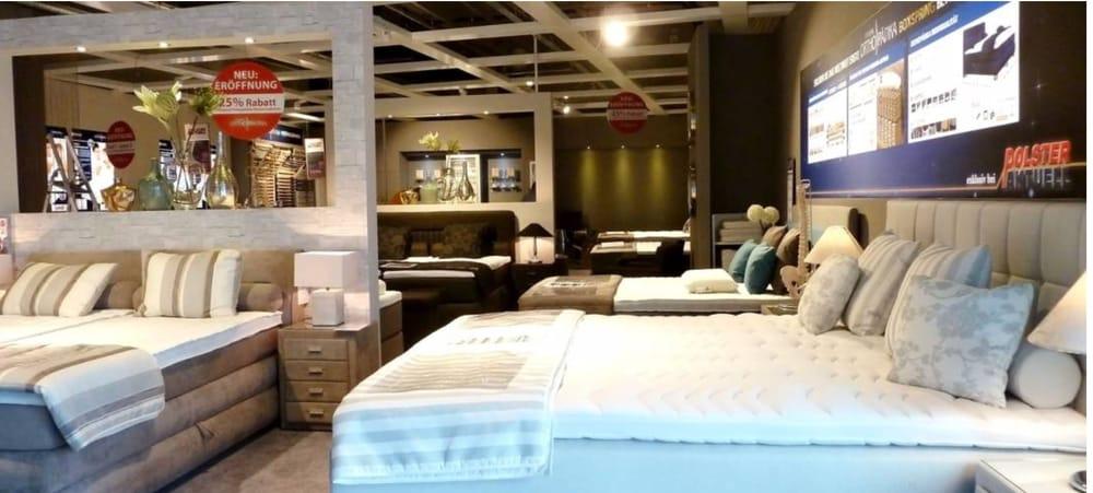 der boxspringspezialist polster aktuell furniture stores d nischburger landstr 79 81. Black Bedroom Furniture Sets. Home Design Ideas