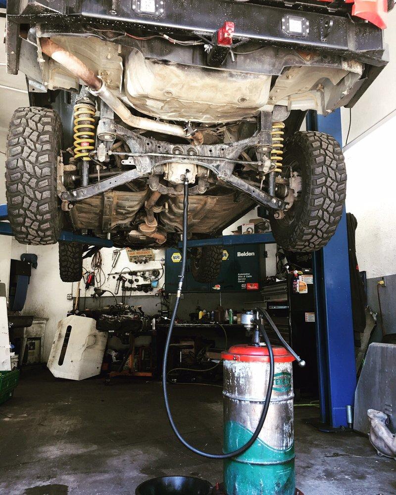 Jim's Auto Service: 23385 Crest Forest Dr, Crestline, CA
