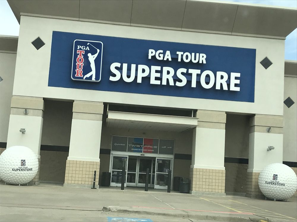 plano, tx () pga tour superstore # chandler mercado shopping ctr. chandler, az pga tour superstore # butterfield road. downers grove, il () pga tour superstore # route 17 south.