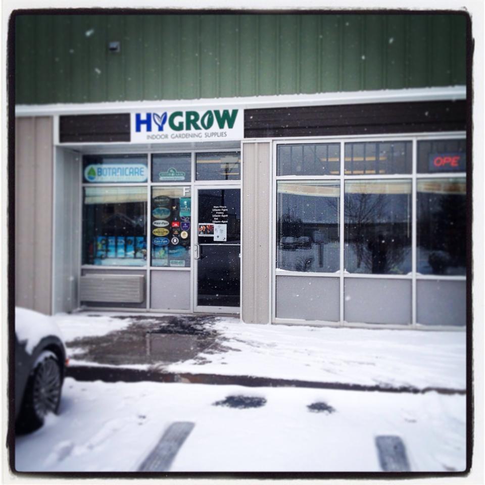 Hygrow: 6271 Beach St, Denver, CO