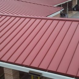 Photo Of Jackson Metal Roofing   Forsyth, GA, United States. Commercial  Metal Roof