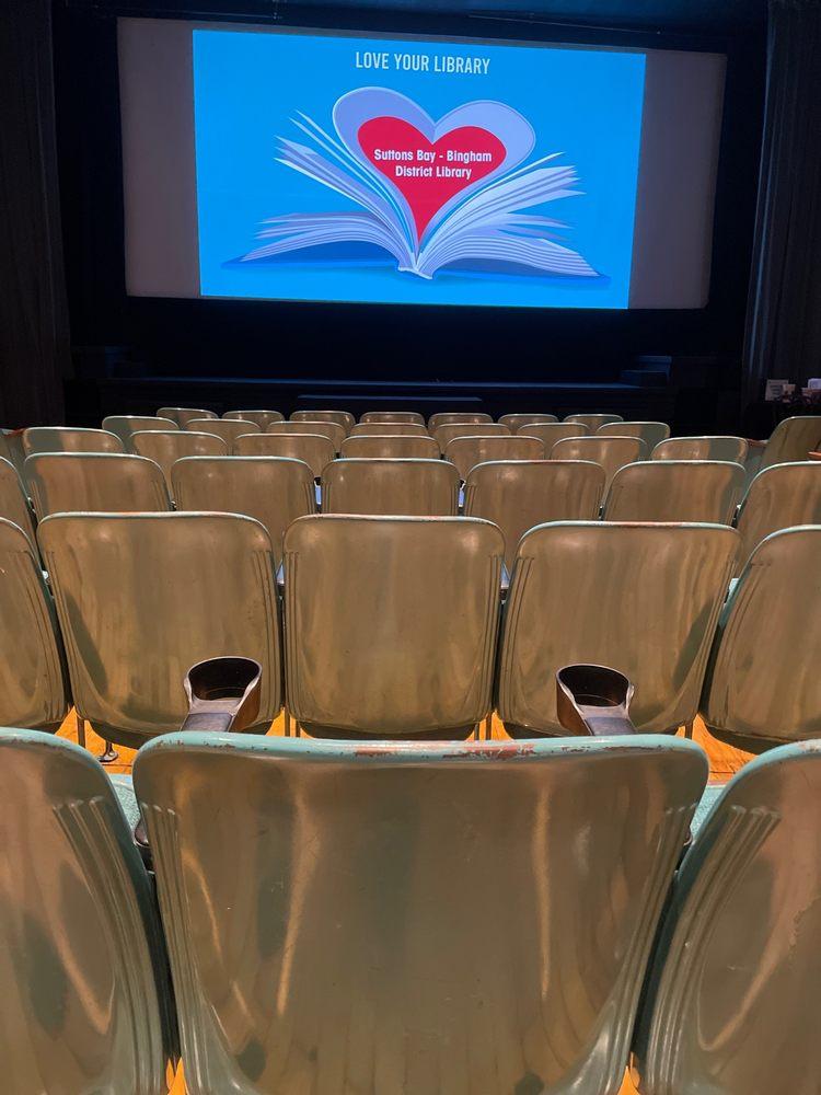 The Bay Theater: 214 N Saint Joseph St, Suttons Bay, MI