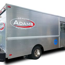 Adams Genuine Automotive Mobile Auto Repair Colorado