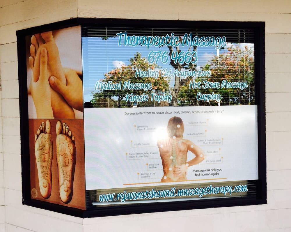 Rejuvenate Massage & Bodyworks