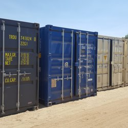 Esparza S Containers Self Storage 3600 Ethyl St