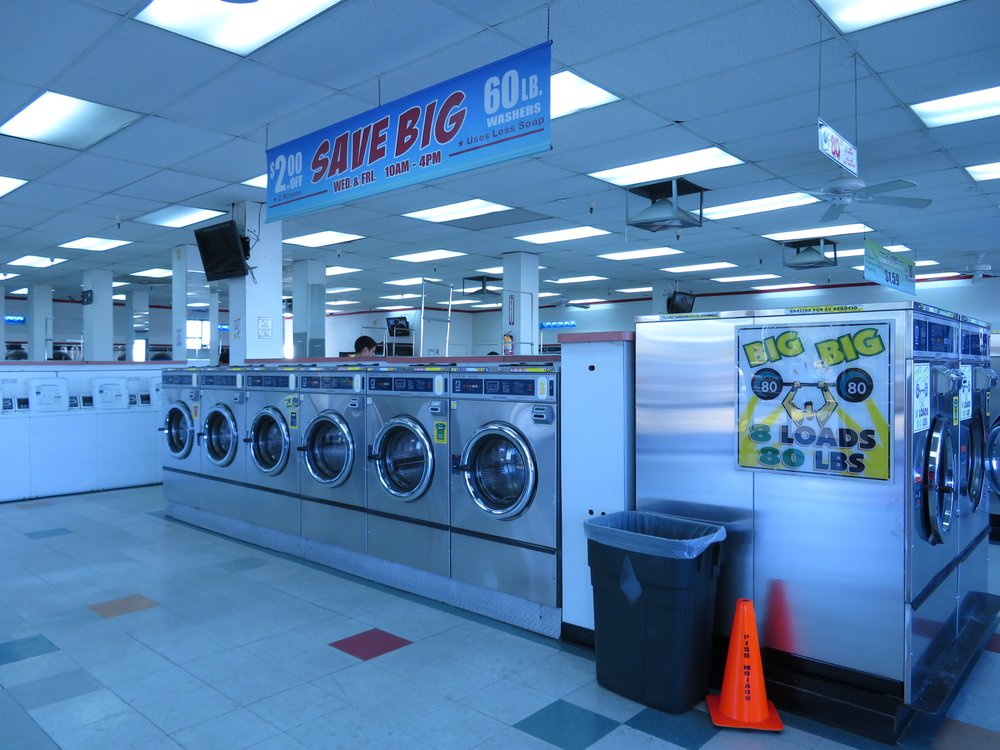 Coin Less Laundry