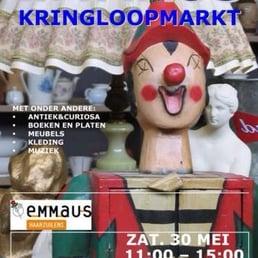 Emmaus Kringloopmarkt Friperies V Tements Vintage Et