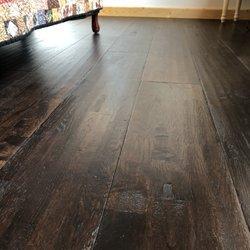 Photo Of Paul Alsop Wood Floors Santa Rosa Ca United States Distressed