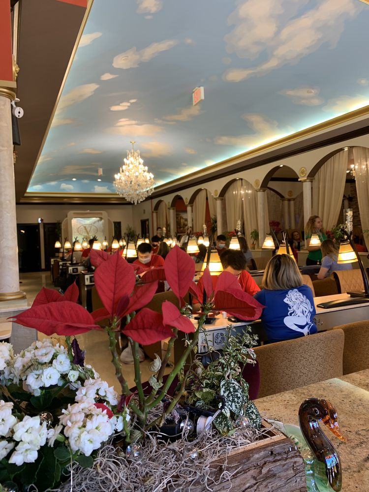 Venetian Nail Spa Kendall Village: 8665 SW 124th Ave, Miami, FL