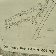 Our Photo of Old Shady Rest Camground - Mammoth Lakes, CA, United States ...