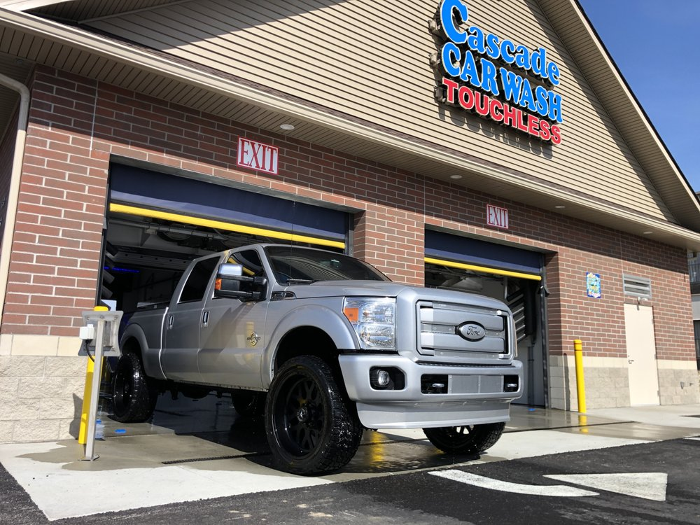 Cascade Car Wash Touchless Automatic - Kettering