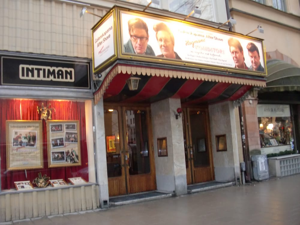 Strindbergs Intima Teater