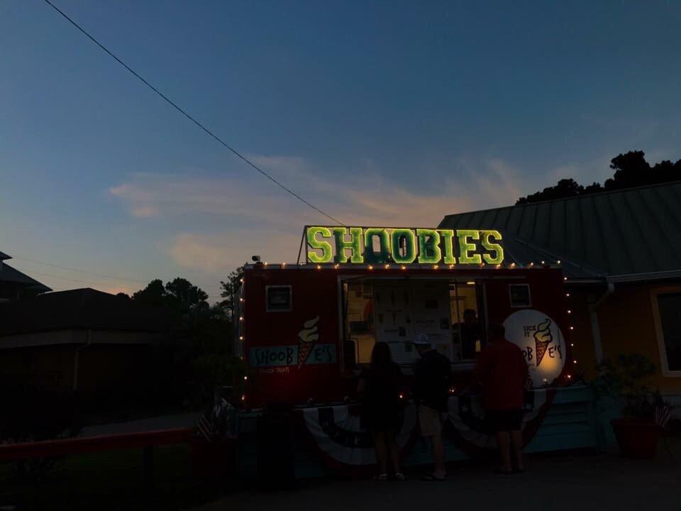 Shoobie's Frozen Treats: 1200 US Highway 98, Mexico Beach, FL