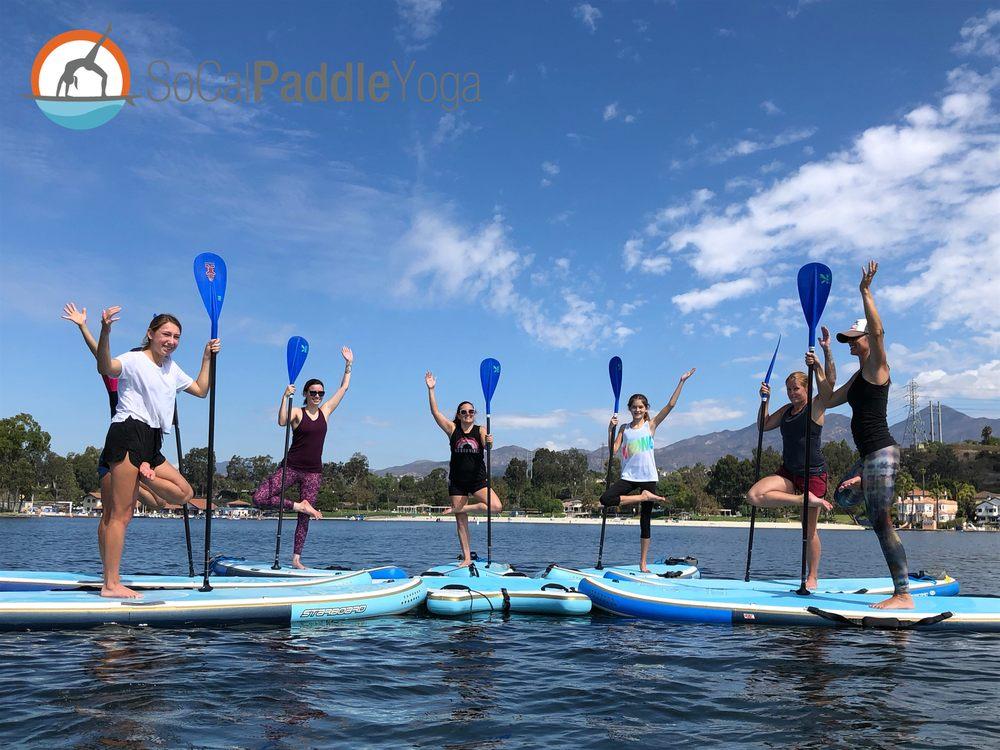 e40af89d92 SoCal Paddle Yoga - (New) 30 Photos & 21 Reviews - Paddleboarding ...