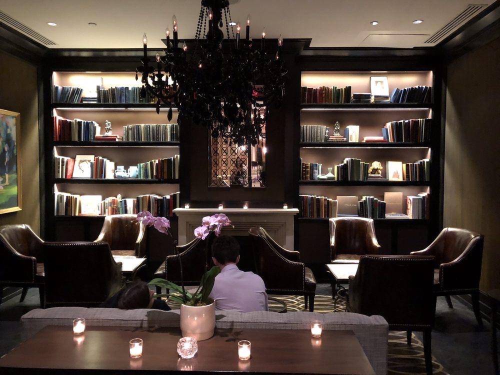 The Library Bar: 210 W Rittenhouse Sq, Philadelphia, PA