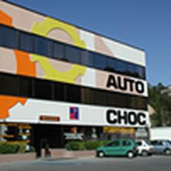 auto choc auto parts supplies zoning industriel la