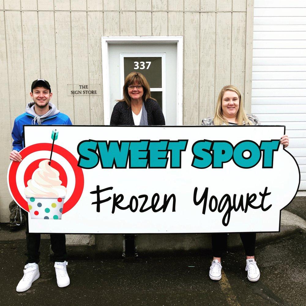 Sweet Spot Sequim: 609 W Washington St, Sequim, WA