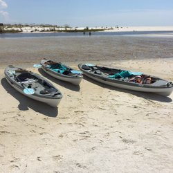 Photo Of Friends Camp Helen Kayak Al Panama City Beach Fl