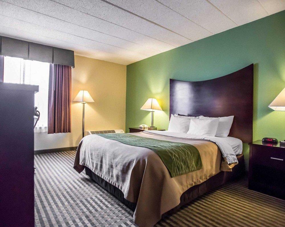 Quality Inn: 31 Hospitality Lane, Mill Hall, PA
