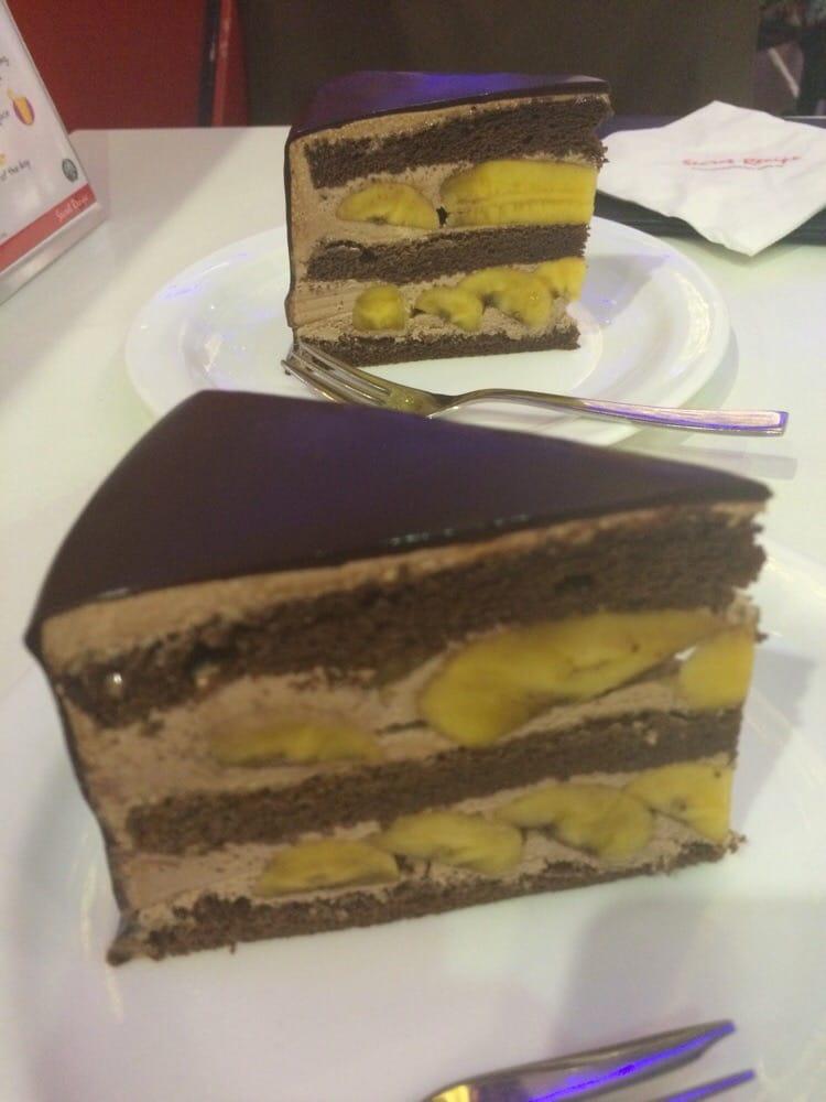 Chocolate banana cake secret recipe