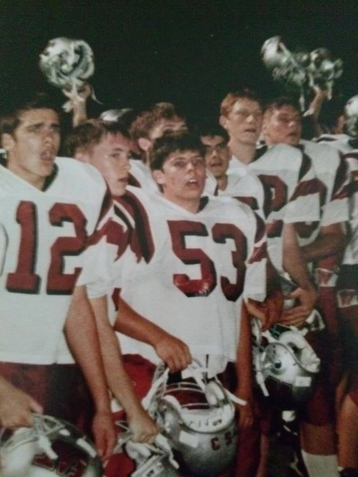 The Good Old Days At Woodland High School Cartersville With