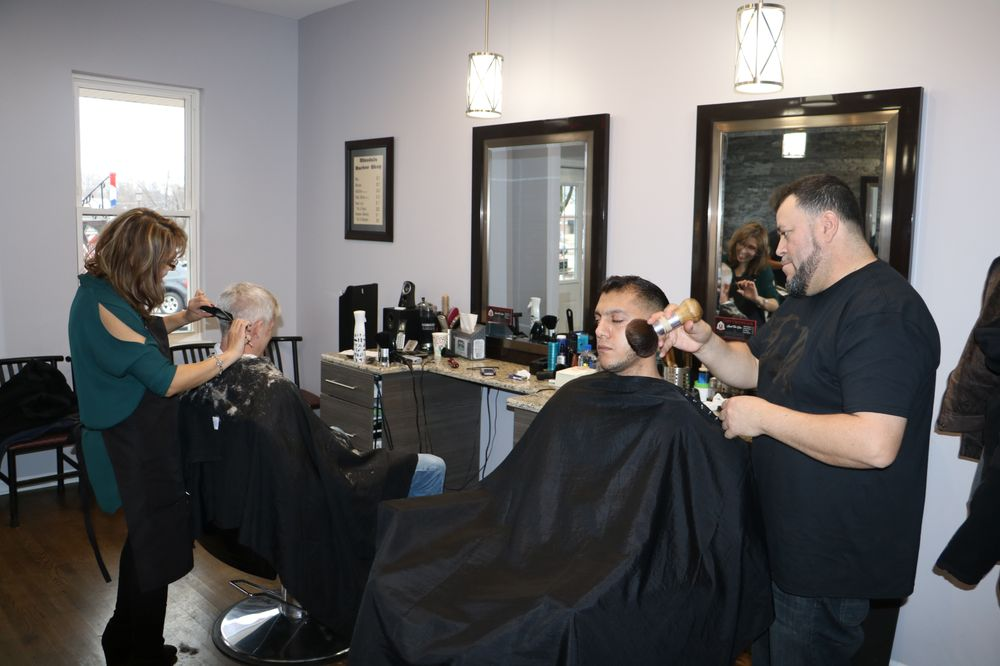 Hinsdale Barber Shop: 20 W Hinsdale Ave, Hinsdale, IL