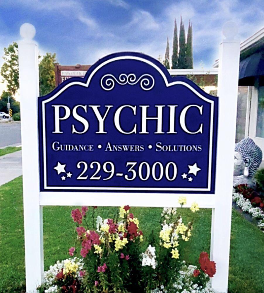 Psychic Elizabeth