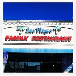 Las Playas Family Restaurant Menu