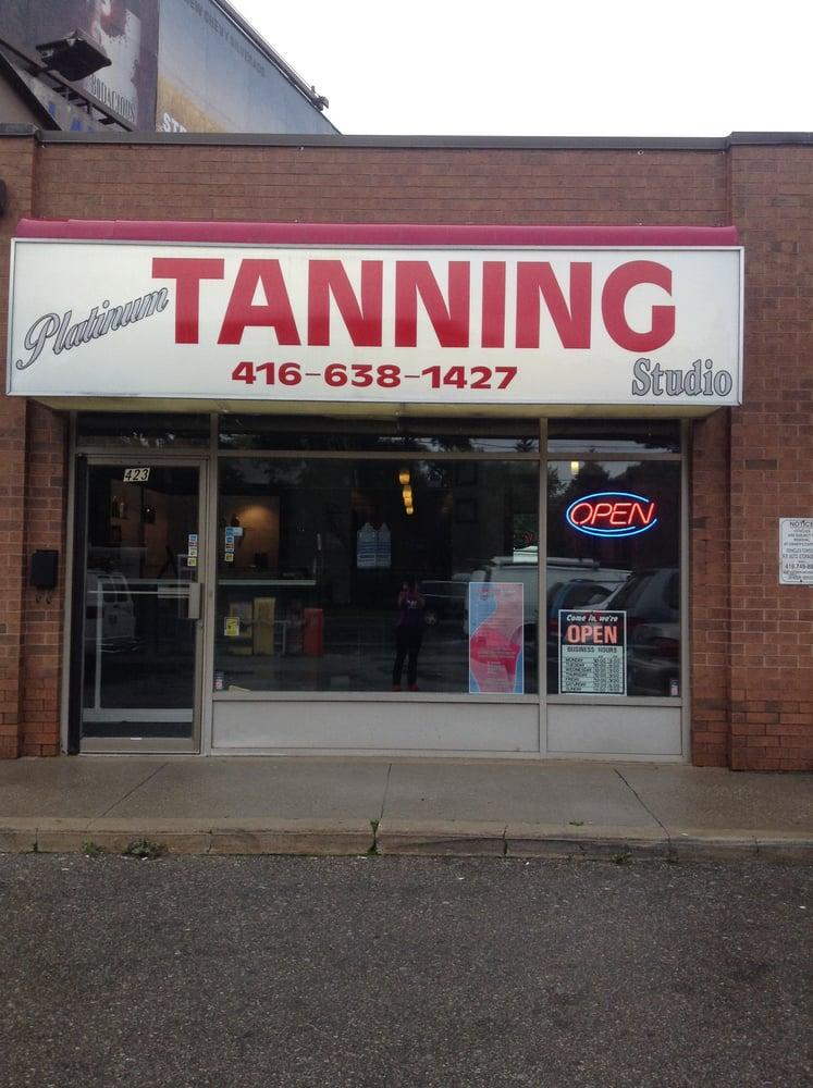 Platinum Tanning Studio