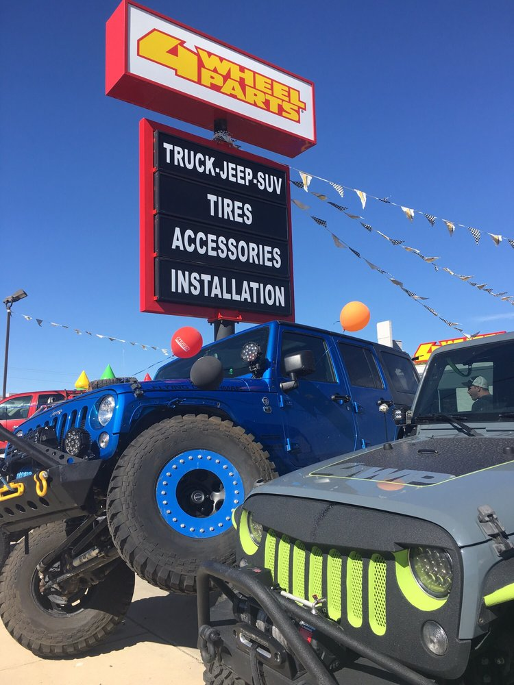 Tires Best Wheels And Tires For Jeeps Trucks 4wp 4 Wheel Parts >> 4 Wheel Parts Auto Parts Supplies 284 W 12th St Ogden Ut
