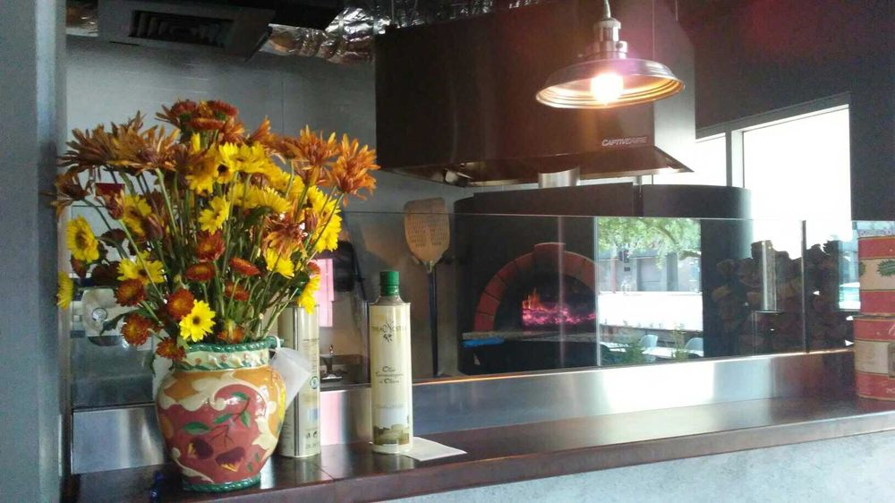 Forno Brought There Brick Oven To The New Location 1616 N