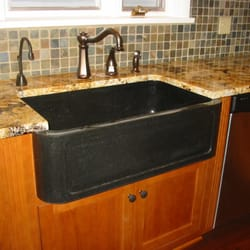 Exceptionnel Photo Of Lakeside Kitchen Design   Penn Yan, NY, United States. Granite Farm