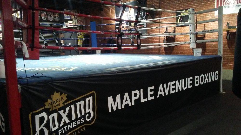 Maple Avenue Boxing & Fitness: 2525 Butler St, Dallas, TX