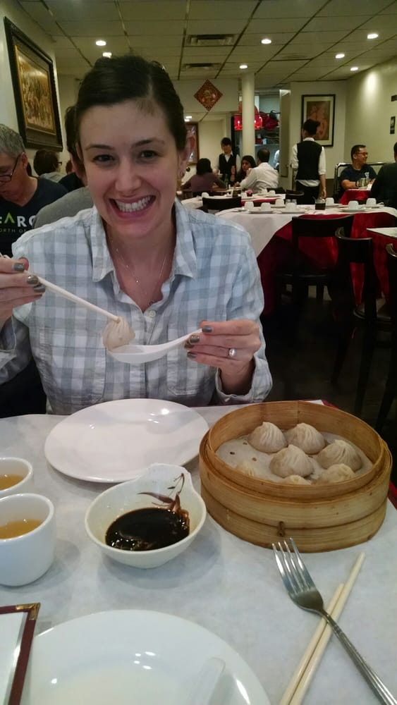 Soup dumplings are perfect size yelp for 456 shanghai cuisine