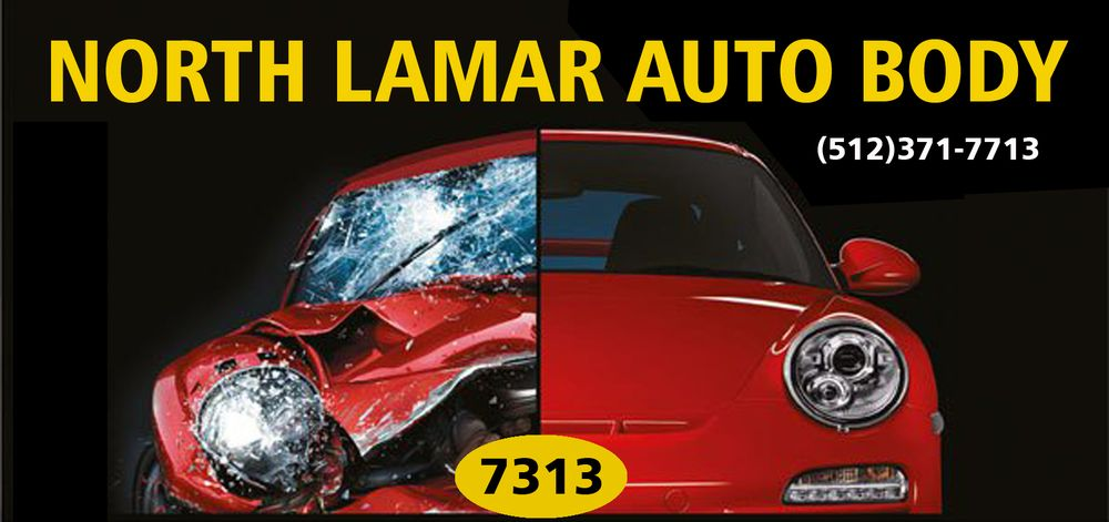 North Lamar Auto Body Shop