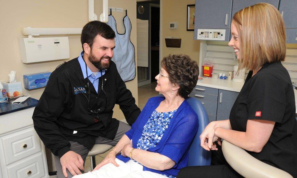 Andrew Hagan, DMD - Hagan Dentistry: 150 Clinic Dr, Kingsport, TN