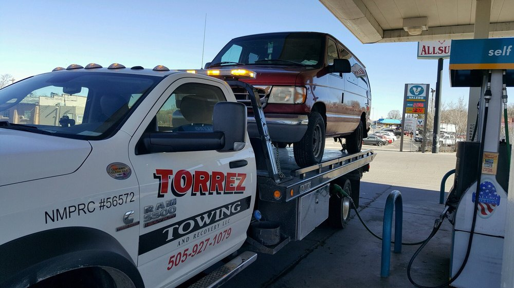 Photo of Torrez Towing and Recovery: Alcalde, NM